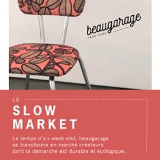 Slow Market at Beaugarage, Vevey
