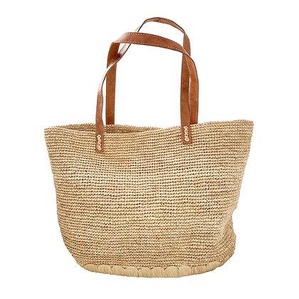 Beach Bag - Natural
