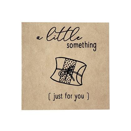 Greeting Card - Litte present