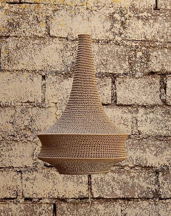 SMALL Joosh Crochet Light - Moroccan Clay