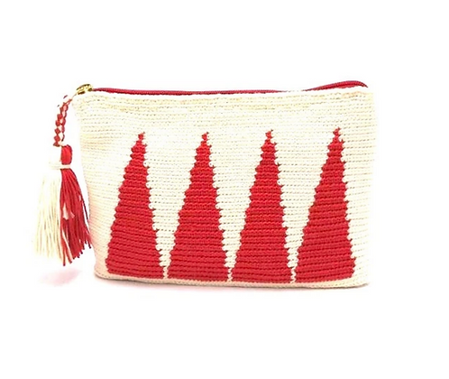 I LOVE SYRIA Clutch - Rouge