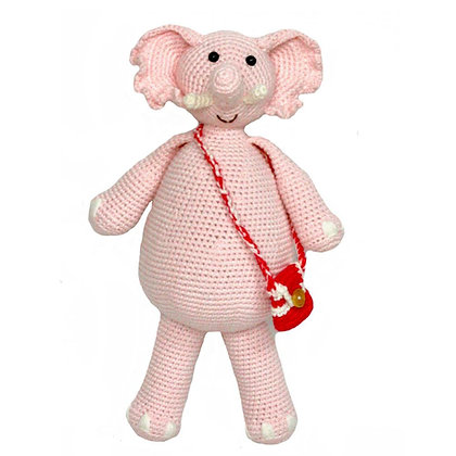 Barry the Elephant - Pink