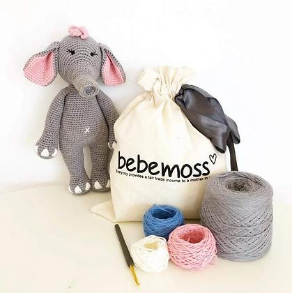 Elephant Crochet Kit