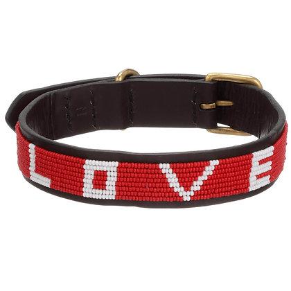 LOVE Pet Collar - Medium