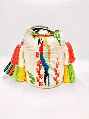 I <3 Syria - Parrot Bag
