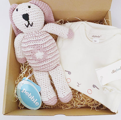 """Baby Pink"" - Giftset"