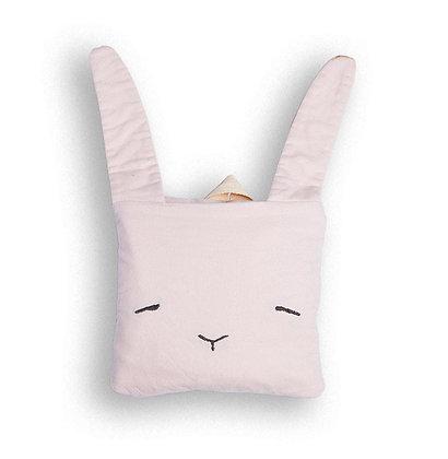 Amelia the Bunny Organic Travel Blanket