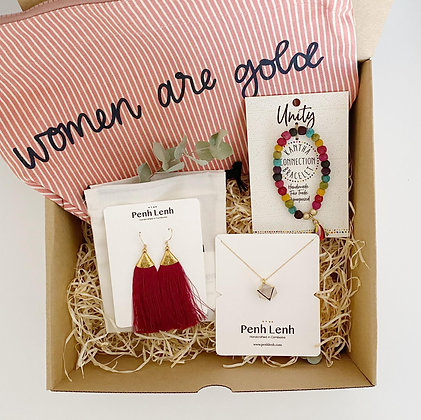 """Women are Gold"" - Giftset"