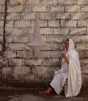 MEDIUM Wahad Crochet Light - Moroccan Clay
