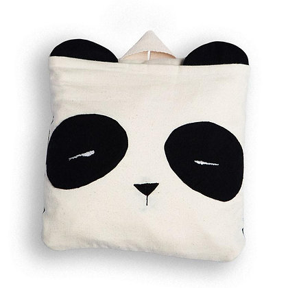 Marco the Panda Organic Travel Blanket