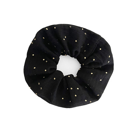 Black - Scrunchie