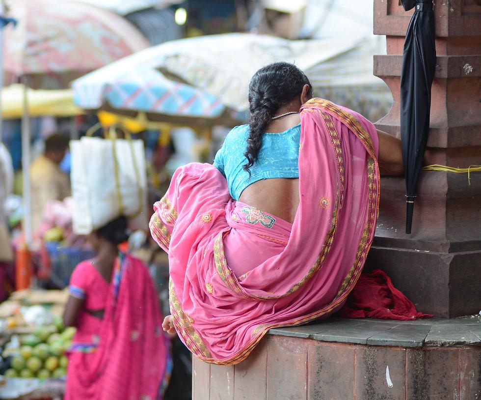 Gaya, India - Jul 22, 2015. Unidentified