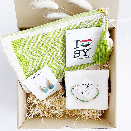 """An apple, A day"" - Giftset"
