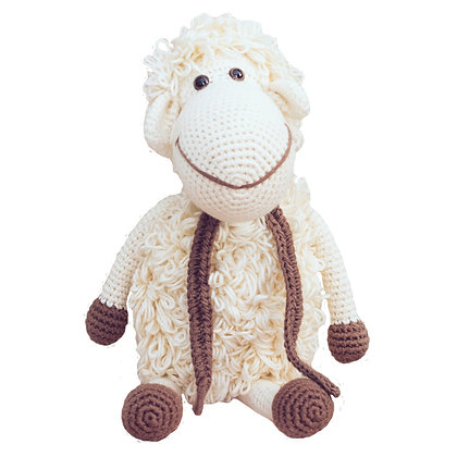 Darla the Sheep - White