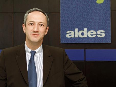 Interview de Stanislas Lacroix, PDG d'Aldes