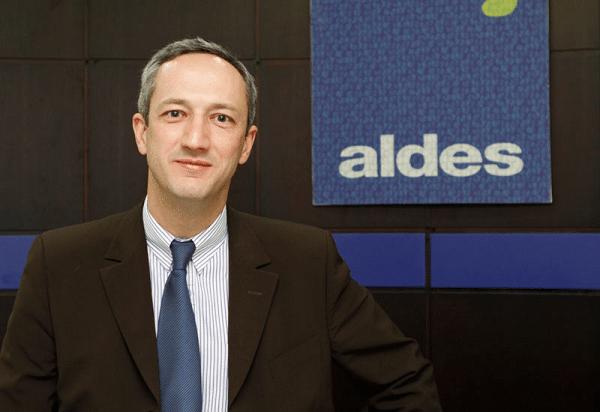 Stanislas LACROIX, PDG d'Aldes