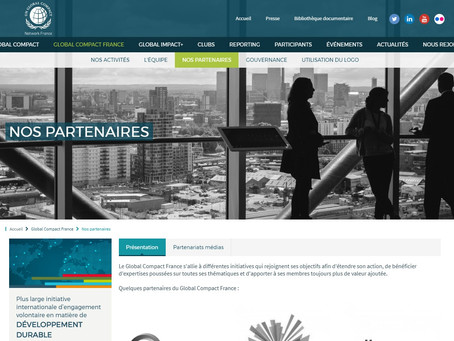 Cost House, adhérent Global Compact France