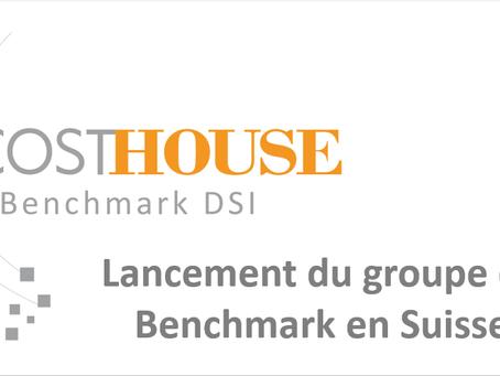 Lancement du groupe de Benchmark en Suisse