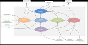 Exemple de cadrage macroscopique d'une organisation (secteur de la protection sociale)