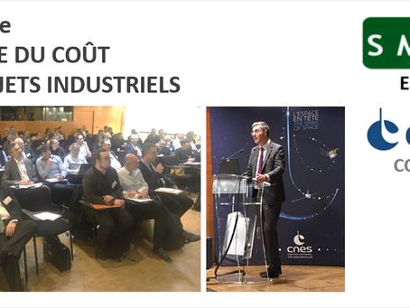 Succès du séminaire sur la «maîtrise du coût des projets industriels»