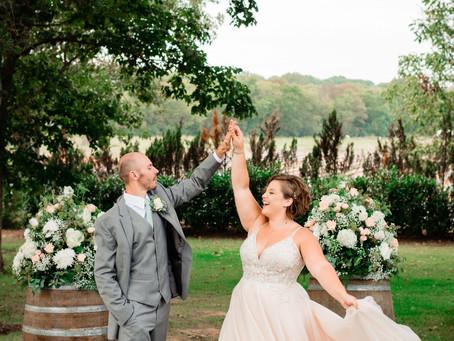 Amanda + Phillip / Arrington Vineyards