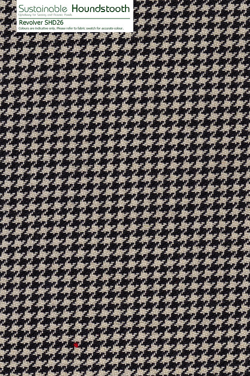 SUSTAINABLE HOUNDSTOOTH Revolver SHD26