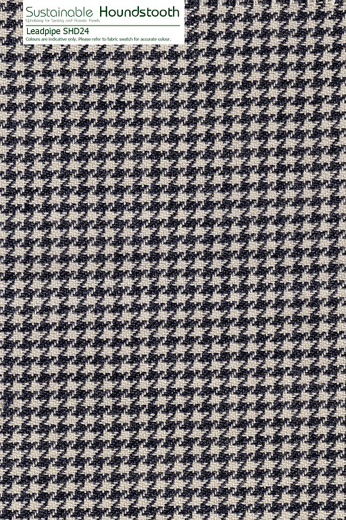 SUSTAINABLE HOUNDSTOOTH Leadpipe SHD24