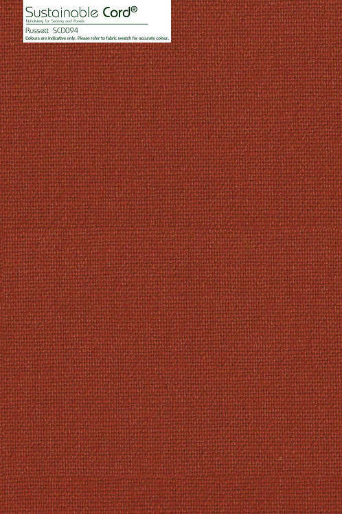 SUSTAINABLE CORD Russet SCD094
