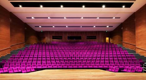 All Saints Auditorium