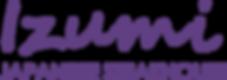 Izumi Logo purple.png