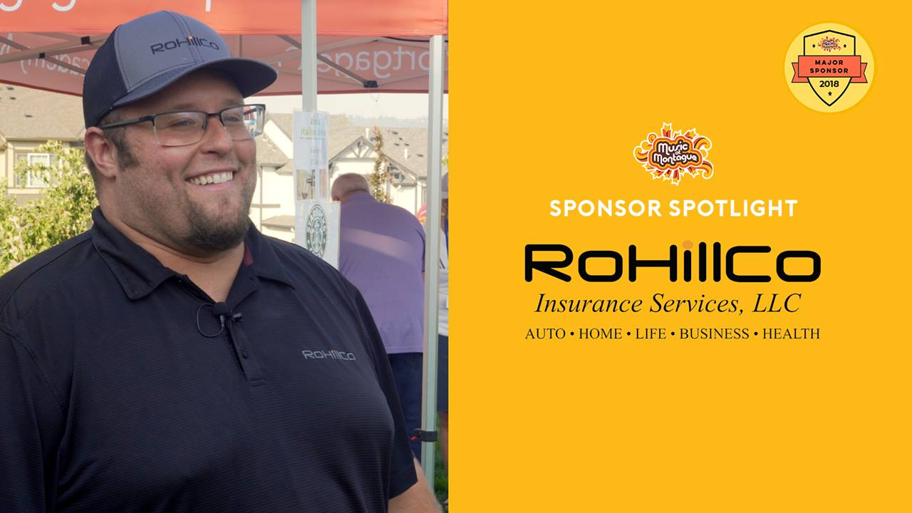 BIG Thanks to our Major Sponsor RoHillCo Insurance