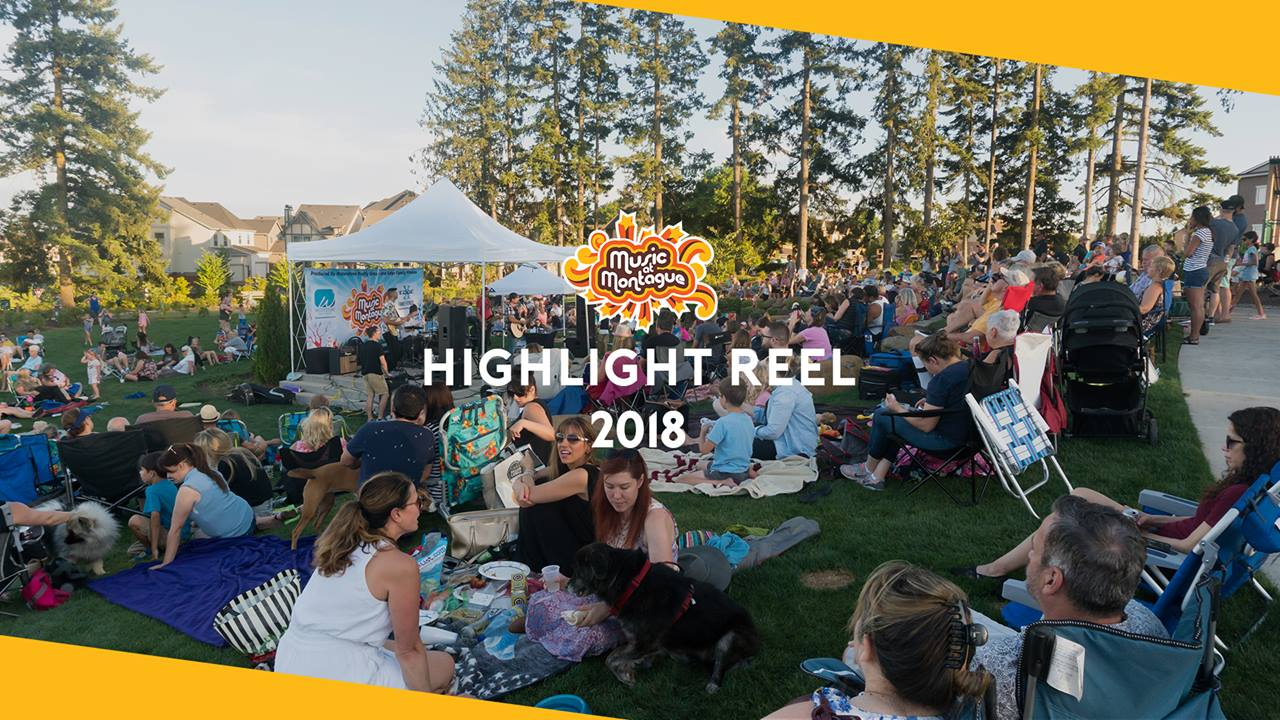 Music at Montague Highlight Reel 2018