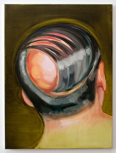 Sally Kindberg, oil on linen, 2012, art, artist, painting, contemporary painting, contemporary art