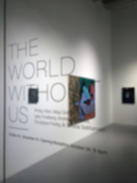 Sally Kindberg the world without us APT gallery
