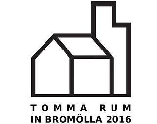 Tomma Rum in Bromölla 2016, Sally Kindberg, art, artist, painting, contemporary painting, contemporary art