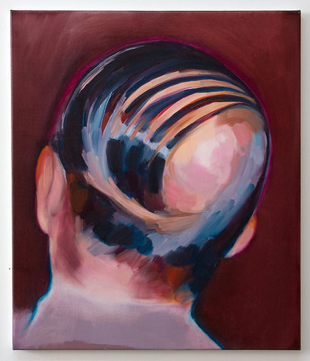 Sally Kindberg, oil on linen, 2011, art, artist, painting, contemporary painting, contemporary art