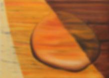 Sally Kindberg, Kassler Friday, 2017. Oil on linen, 50x40 cm,  art, artist, painting, contemporary painting, contemporary art