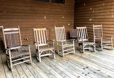 Building A Porch