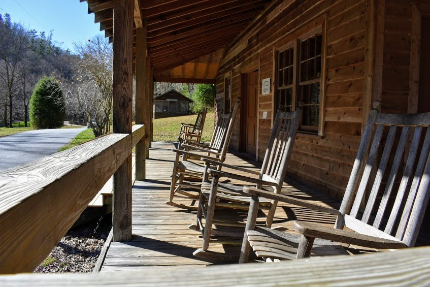 Camp Store & Porch
