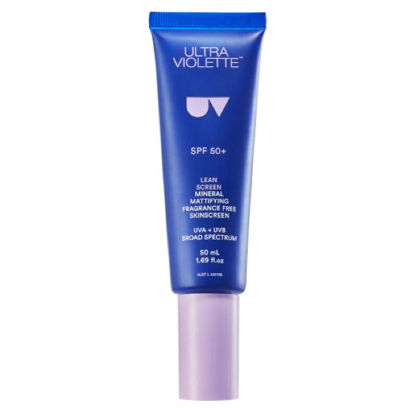 Image of Ultra Violette Lean Screen Mineral Mattifying Skinscreen SPF 50+