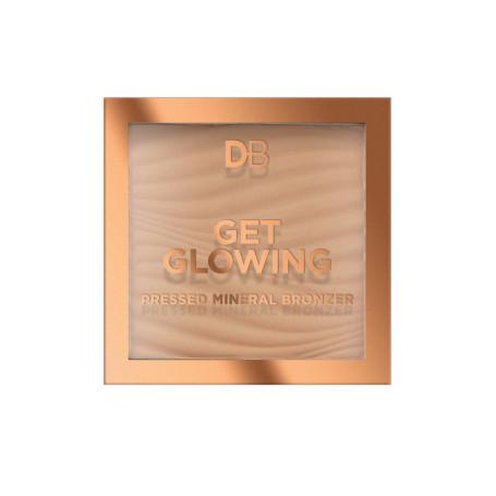 Image of DB Cosmetics Get Glowing Bronzer