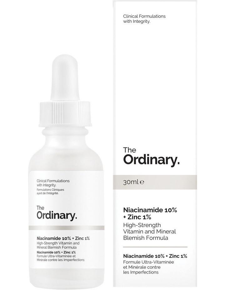 Image of The Ordinary Niacinamide 10% + Zinc 1%