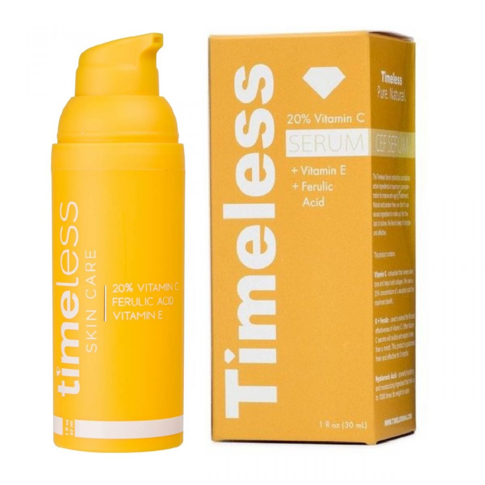 Image of Timeless Skin Care 20% Vitamin C Ferulic Acid Vitamin E
