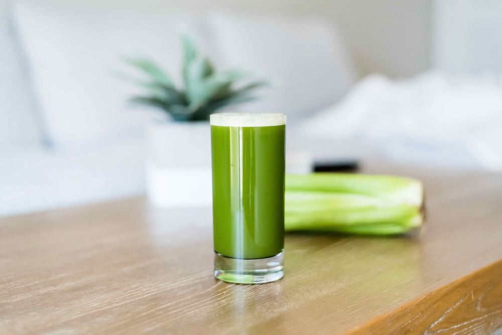 Image of celery juice