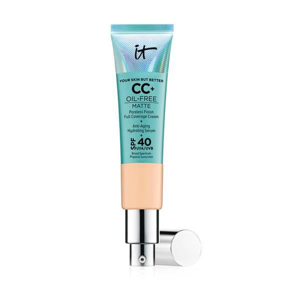 Image for IT Cosmetics CC+ Oil-Free Cream