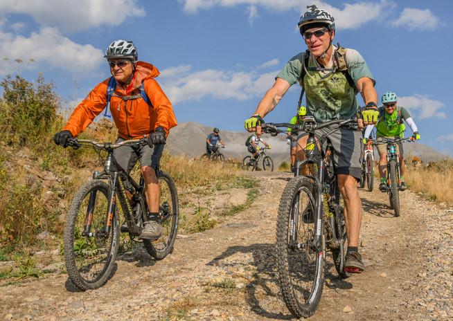 trails for change NGO, fundraiser