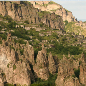 REVIVAL OF ANCIENT TRAILS IN VOROTAN CANYON (TECHNICAL REPORT)