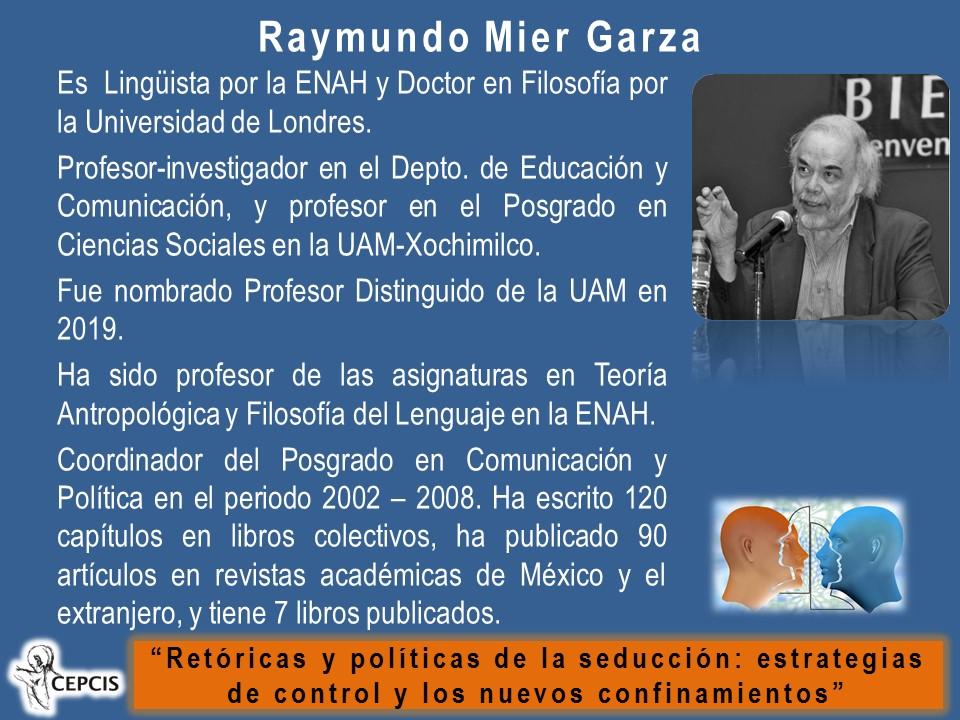 Raymundo Mier