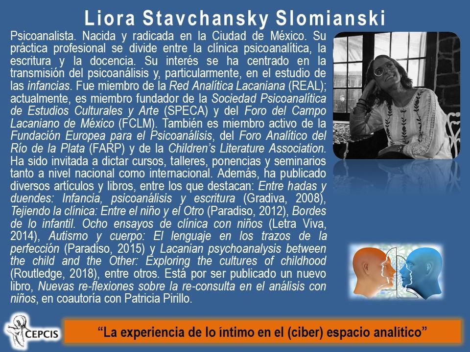 Liora Stavchansky