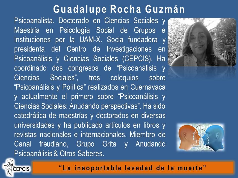 Guadalupe Rocha